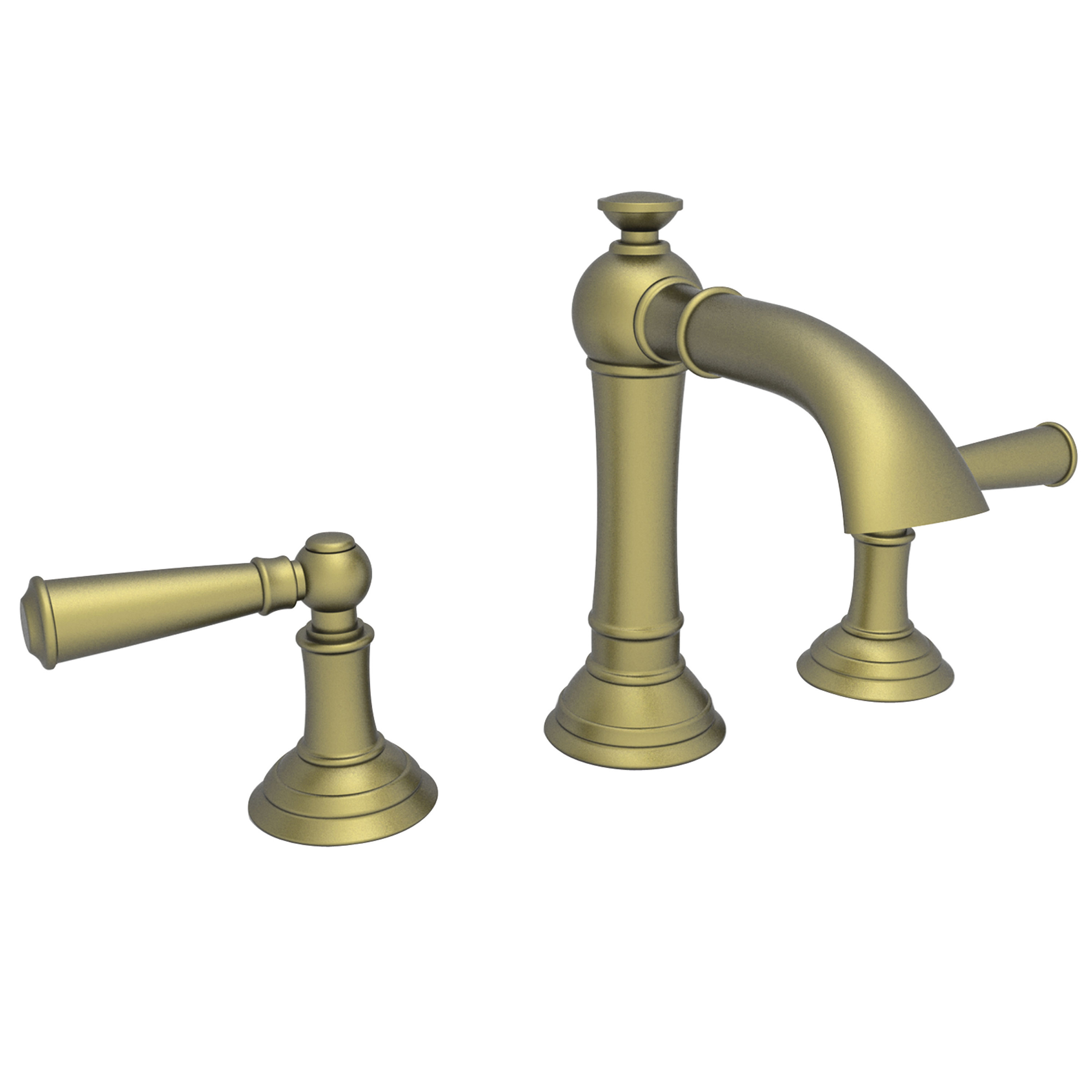 Newport brass 2410 widespread lavatory faucet lever handles tall country base newport brass Newport brass bathroom faucets