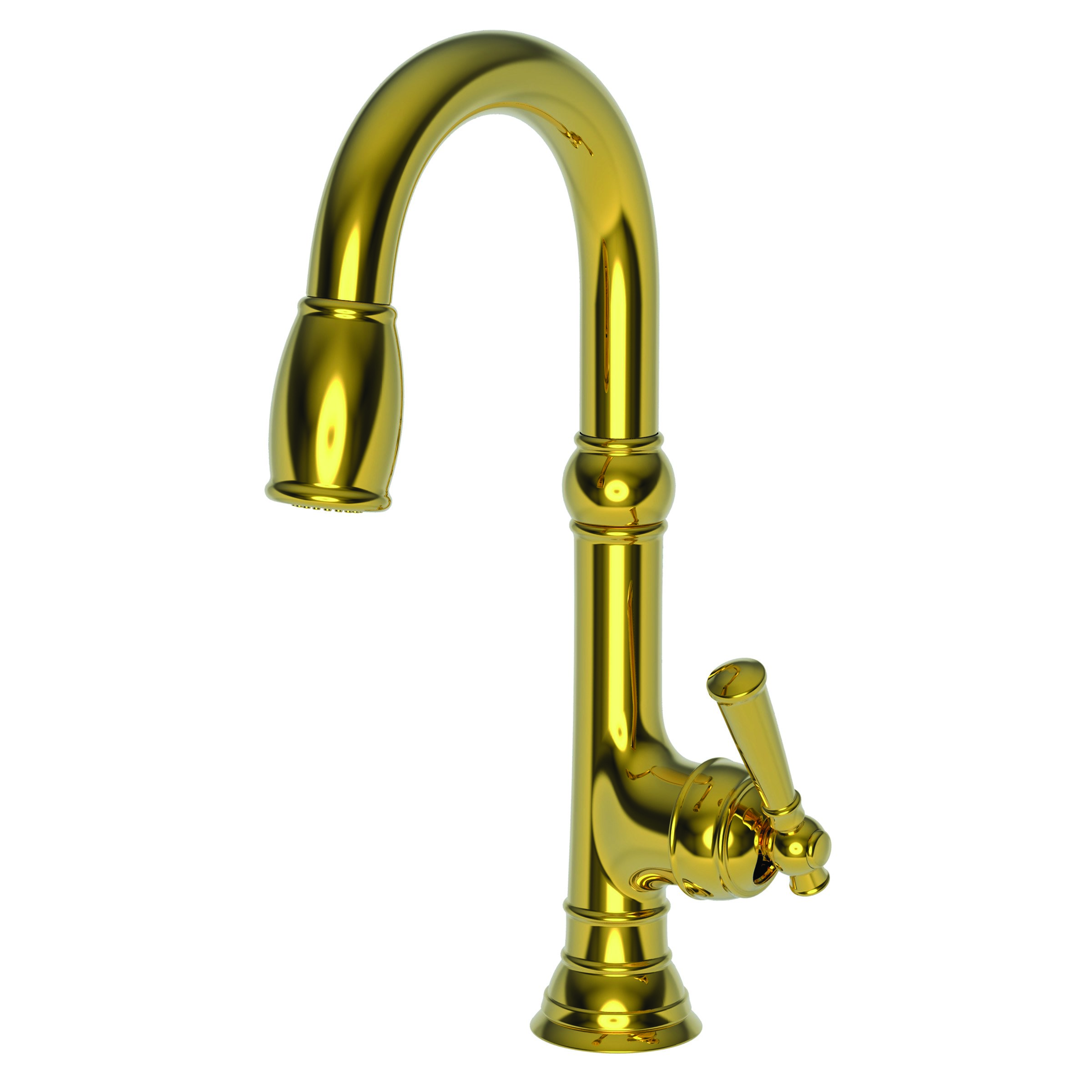 Newport Brass 2470 5223 Jacobean Prep Bar Faucet Newport Brass Faucets