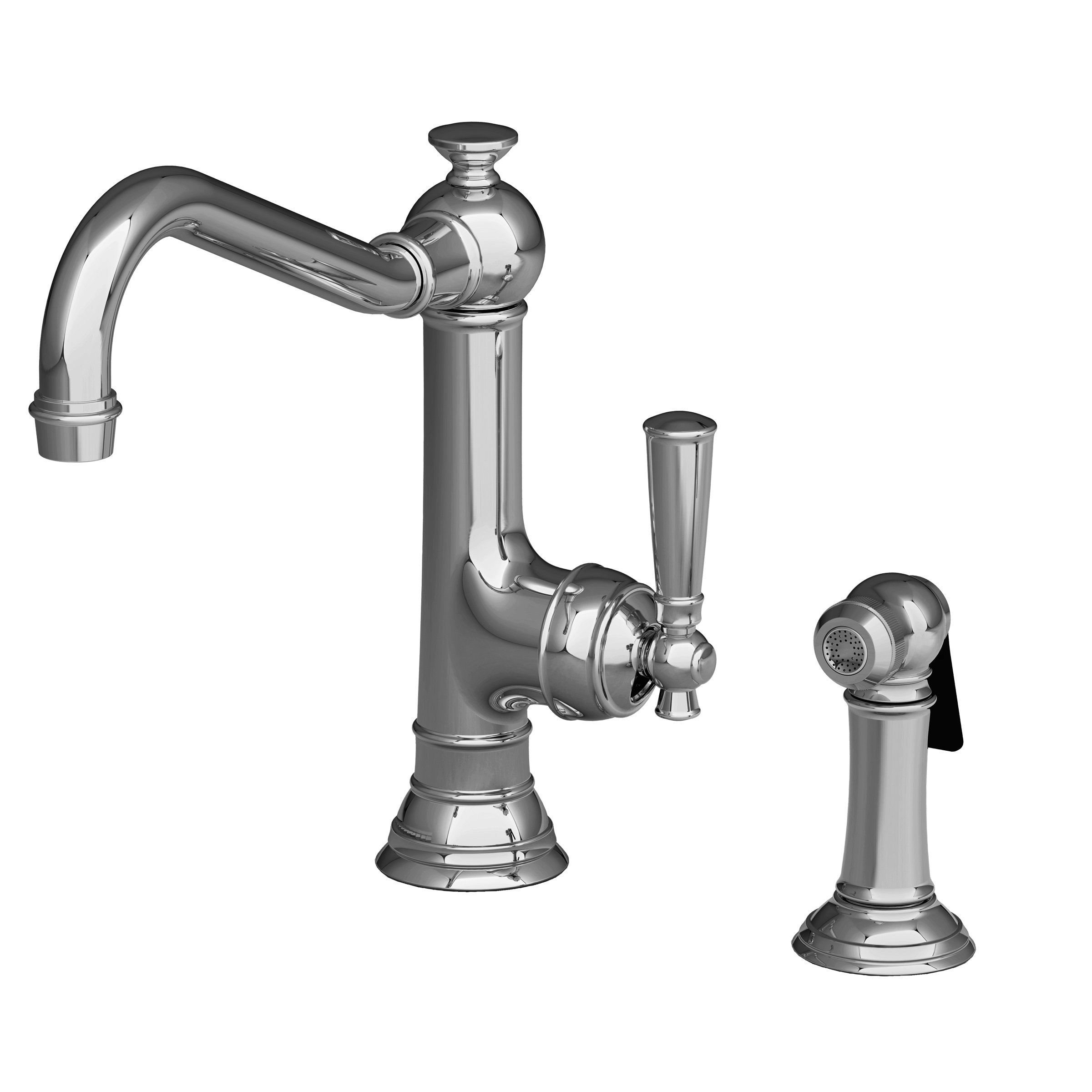 Newport Brass Faucets Newport Brass 106c East Linear Single Handle Cold Water Dispenser
