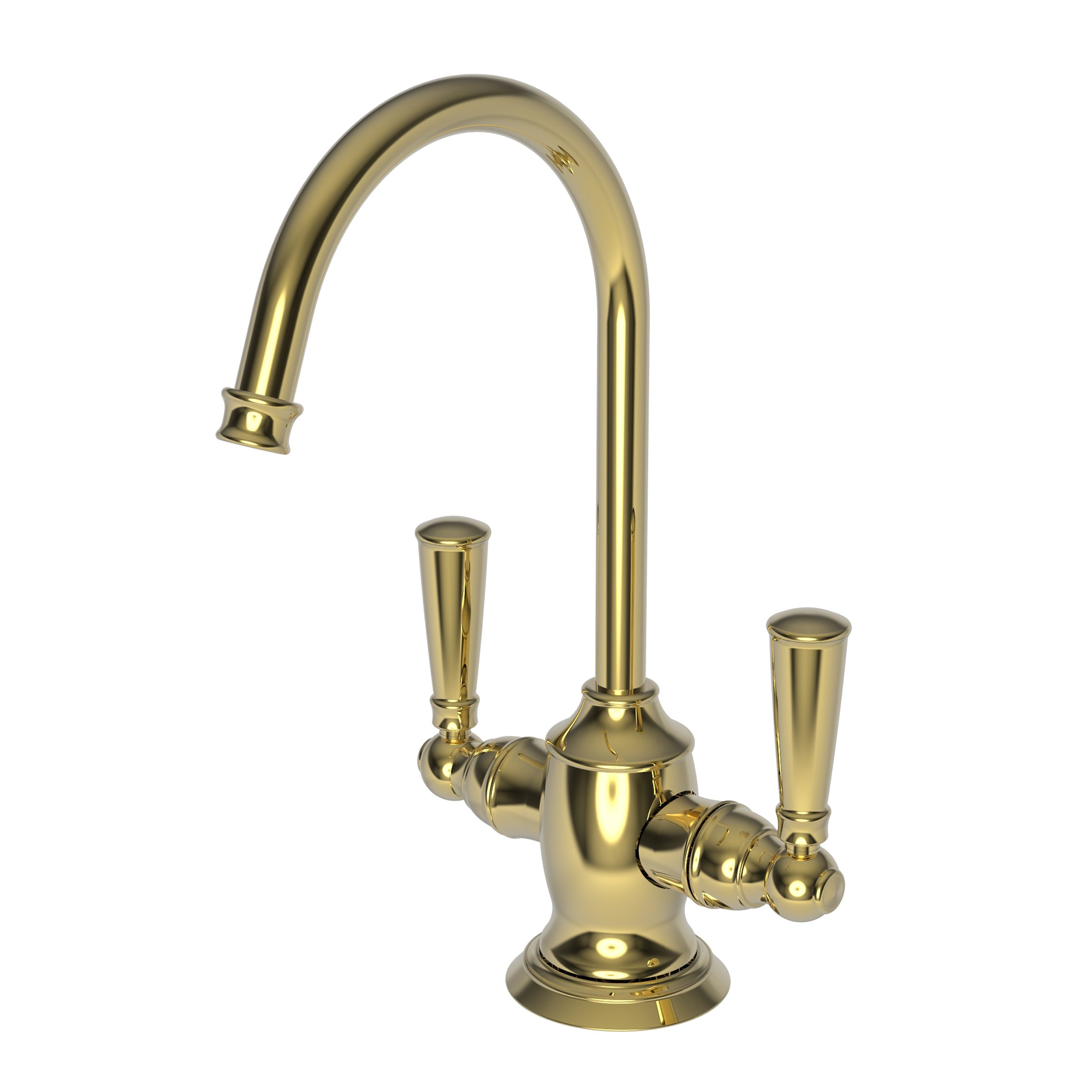 Newport Brass 2470 5603 Jacobean 2470 5603 Hot And Cold Water Dispenser Faucet Newport Brass