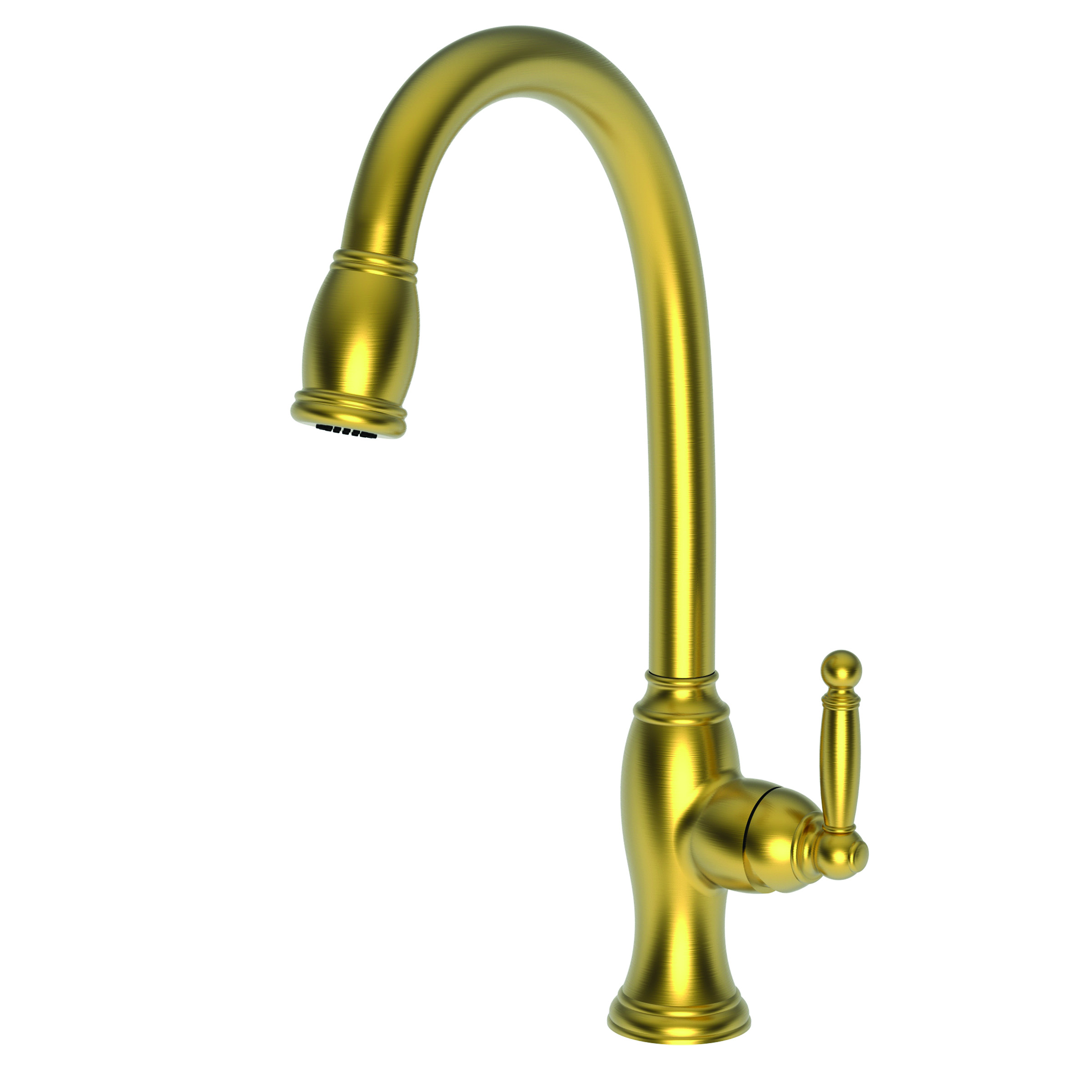 Newport Brass 2510 5103 Pull Down Kitchen Faucet Newport Brass Faucets