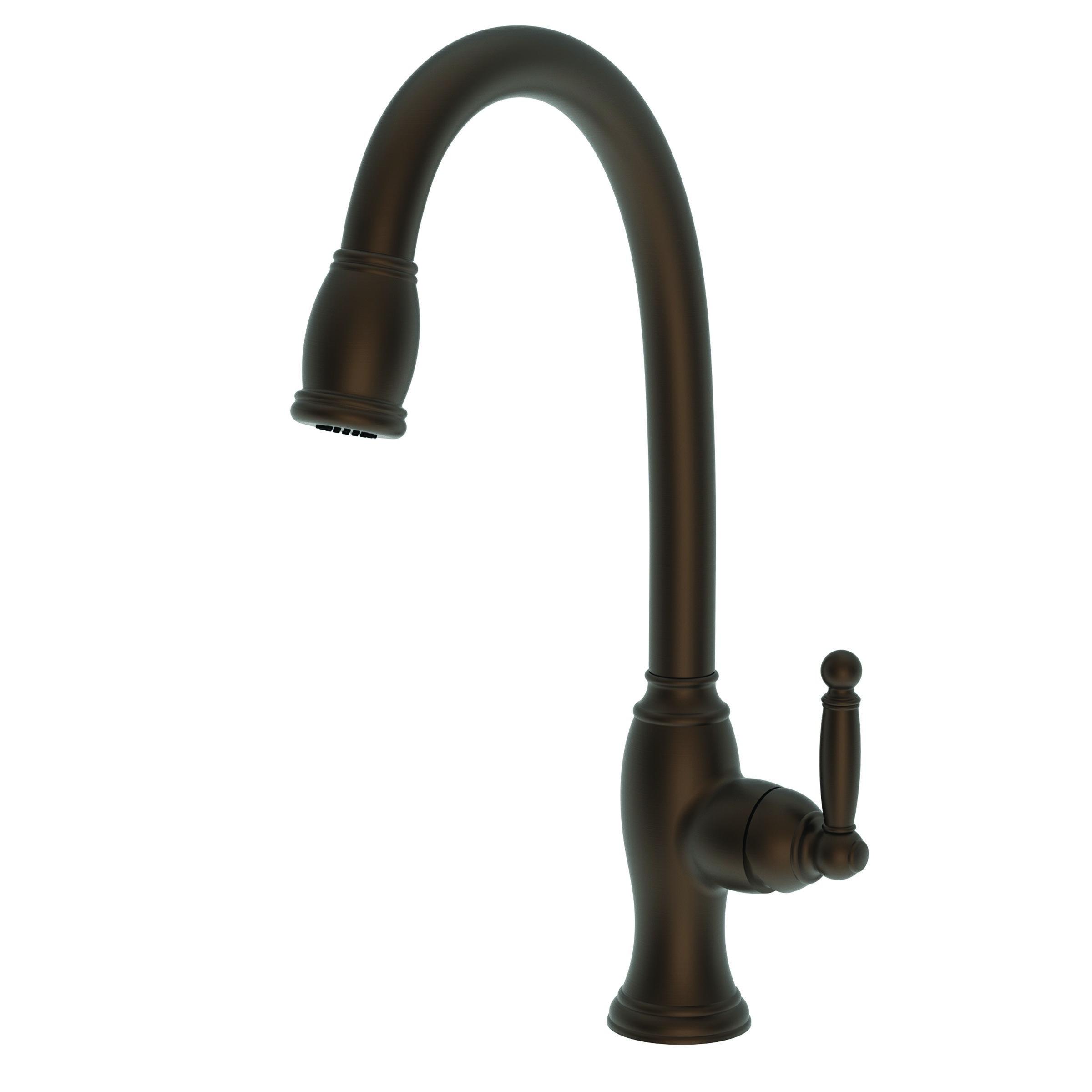 Newport Brass 2510-5103 Pull-down Kitchen Faucet