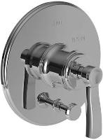 Newport 5-2592BP Balanced Pressure Tub & Shower Diverter Plate With Handle