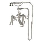 2400-4272  Exposed Tub & Hand Shower Set - Deck Mount