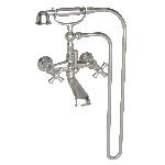 2400-4282  Exposed Tub & Hand Shower Set - Wall Mount