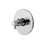 Newport Brass 3-1504tr Trim Kit-shower Set Thermostatic Round Plate
